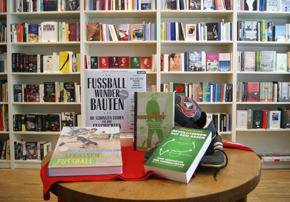 Lesetipps Zur Fussball Em 2016 Books In Vienna