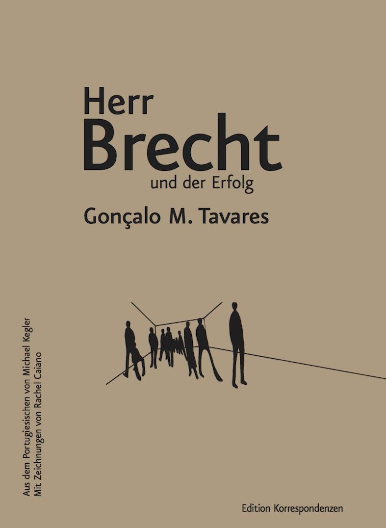 Cover Tavares, Herr Brecht