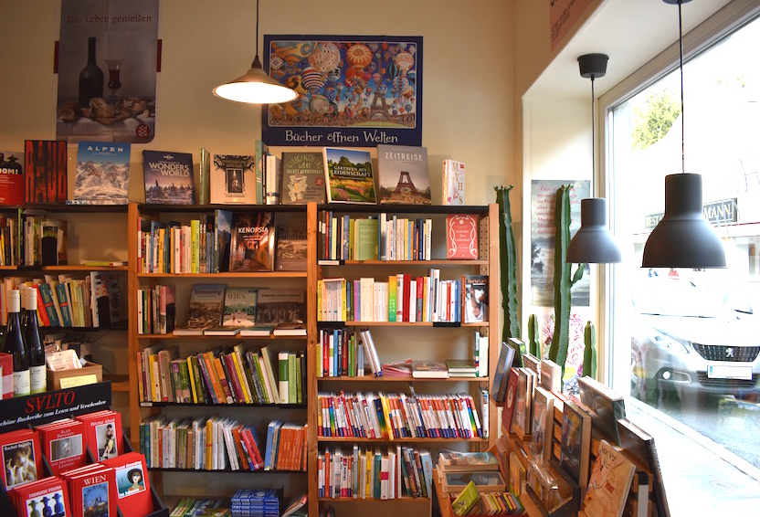 Buchhandlung Mauer 03 0329